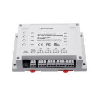 SMART WIFI SWITCH 4-CHANNELS FOR DIN RAIL