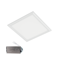 LED PANEL 24W 4000K-4300K 295mm/295mm WHITE FRAME EM.EM.BLOCK
