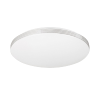NEOS LED CEILING LAMP WITH REMOTE CONTROL 18W WHITE/CHROME