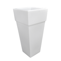 LED FLOWER POT NICE 105 IP65 COLD WHITE