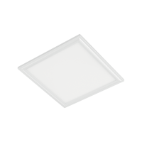 STELLAR LED PANEL 40W 6400K 600/600, WHITE FRAME