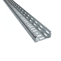 CT1 UT CABLE TRAY H:60MM W:100MM T:0.8MM L:2500MM
