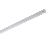 LED FIXTURE WITH LED TUBE 18W 6400K 1260mm