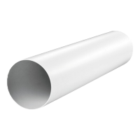 1010/1 PVC AIR CONDUIT D100/1M