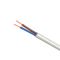 ELECTRICAL CABLE H05VV-F 2X1MM² 0.3/0.5kV