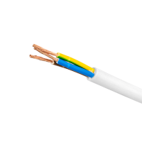 ELECTRICAL CABLE H05VV-F 3X1.5MM² 0.3/0.5kV